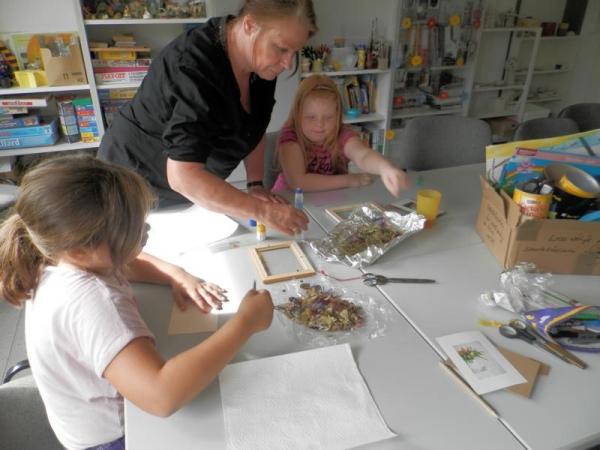 Ingeborg Sauerzweig engagiert sich im MGH